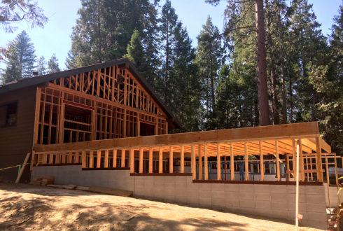 Camp Edison – Shaver Lake