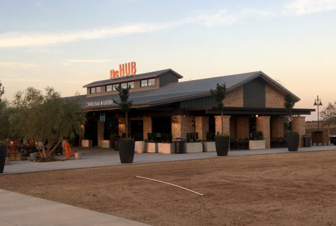 Tesoro Welcome Center - Madera