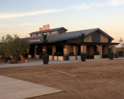 Tesoro Welcome Center – Madera