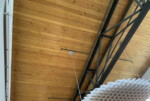 UHC Reedley T&G Ceiling – Reedley