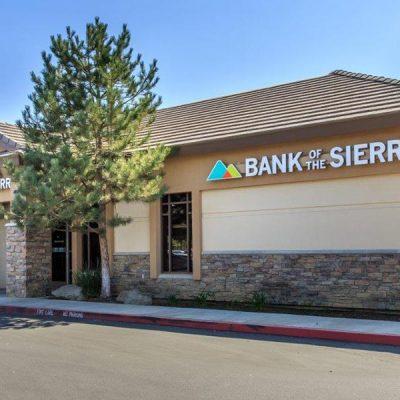BANK OF THE SIERRA BAKERSFIELD